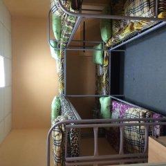 Hostel on Generala Ermolova Кровать в мужском общем номере с двухъярусной кроватью фото 2