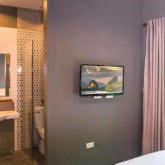 Отель Srisuksant Square Стандартный номер с двуспальной кроватью фото 3