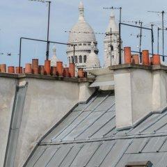 Отель Vintage Paris Gare du Nord by Hiphophostels Номер категории Эконом с различными типами кроватей фото 5