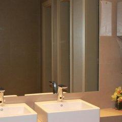 Отель Starhotels Michelangelo 4* Улучшенный номер с различными типами кроватей фото 21