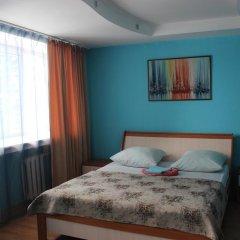 Гостиница Аэро Номер Комфорт с различными типами кроватей фото 4