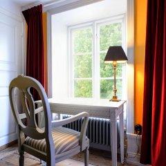 Отель Hellstens Malmgård 3* Улучшенный номер с различными типами кроватей фото 3