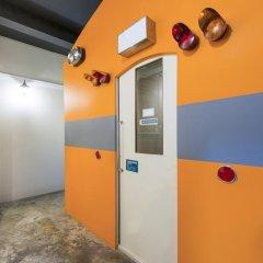 Suneta Hostel Khaosan Стандартный номер с различными типами кроватей фото 2