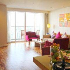 Отель Urbana Langsuan Улучшенные апартаменты фото 4