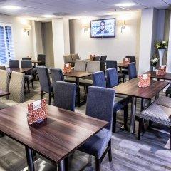 Отель Holiday Inn Express Manchester CC - Oxford Road Великобритания, Манчестер - отзывы, цены и фото номеров - забронировать отель Holiday Inn Express Manchester CC - Oxford Road онлайн питание