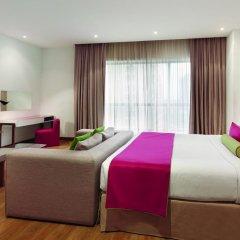 Ramada Hotel & Suites by Wyndham JBR 4* Номер Делюкс с двуспальной кроватью фото 7