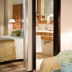 Отель Starhotels Anderson 4* Улучшенный номер с различными типами кроватей фото 11