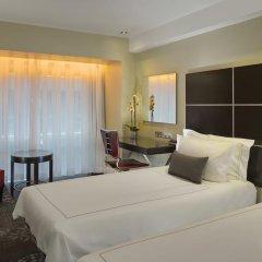 Отель Park Plaza Riverbank London 4* Улучшенный номер с различными типами кроватей фото 5