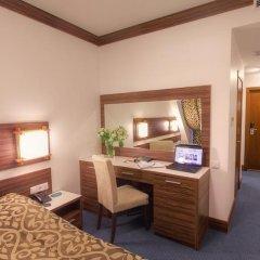 Президент Отель 4* Номер Комфорт с различными типами кроватей фото 18