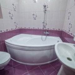 Гостиница Теремок Заволжский Апартаменты разные типы кроватей фото 18
