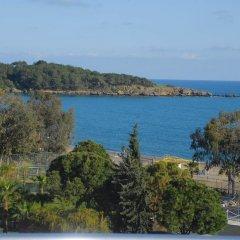 Akin Paradise Hotel пляж фото 2