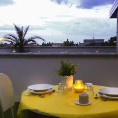 Отель Residence Mimosa Римини балкон