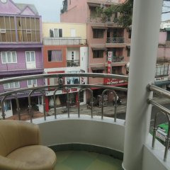La Pensee 2 Hotel Далат балкон