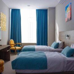 Platinum Hotel 3* Стандартный номер 2 отдельные кровати фото 4