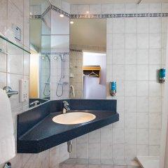 Отель Holiday Inn Express East Манчестер ванная