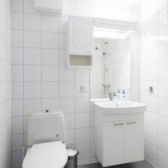 Отель Nidaros Pilegrimsgård Норвегия, Тронхейм - отзывы, цены и фото номеров - забронировать отель Nidaros Pilegrimsgård онлайн ванная фото 2