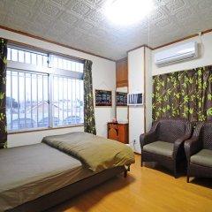 Отель Ichariba Центр Окинавы комната для гостей фото 2