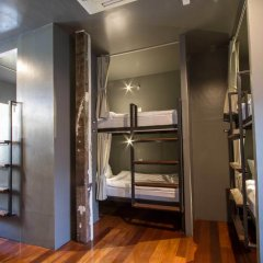 Here Hostel Кровать в общем номере фото 3