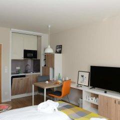 Отель Frederics München City Schwabing Апартаменты Премиум с различными типами кроватей фото 3
