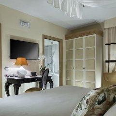 Erbavoglio Hotel 4* Улучшенный номер двуспальная кровать фото 5