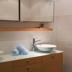 Отель Demeure des Girondins Франция, Сент-Эмильон - отзывы, цены и фото номеров - забронировать отель Demeure des Girondins онлайн ванная