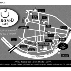 Arom D Hostel Бангкок фитнесс-зал