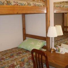 Томас Хостел Кровать в женском общем номере с двухъярусной кроватью фото 3