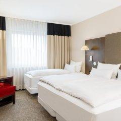 Hotel NH Düsseldorf City Nord 4* Стандартный номер разные типы кроватей фото 20