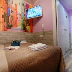 Гостиница АРТ Авеню Стандартный номер двухъярусная кровать фото 35