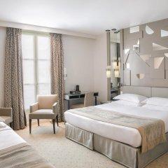 Отель Hôtel A La Villa des Artistes 3* Стандартный номер с различными типами кроватей