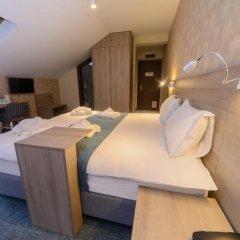 Отель Mint Garni 4* Стандартный номер с двуспальной кроватью фото 8