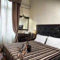 Tourist Hotel 2* Улучшенный номер с различными типами кроватей фото 2