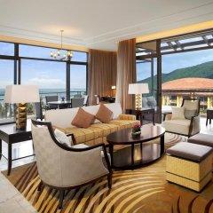 Отель The St. Regis Sanya Yalong Bay Resort – Villas комната для гостей фото 2