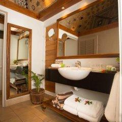 Отель Outrigger Fiji Beach Resort 4* Стандартный номер с различными типами кроватей фото 5
