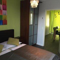 Отель First Domizil Люкс с различными типами кроватей фото 3