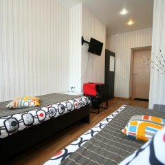 City Hostel Стандартный номер 2 отдельные кровати фото 5