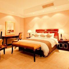 Chairmen Hotel 3* Улучшенный номер с различными типами кроватей фото 8