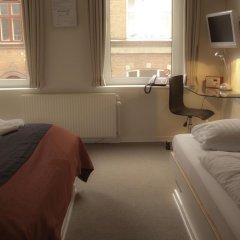Hotel Domir Odense 2* Стандартный номер с различными типами кроватей фото 22