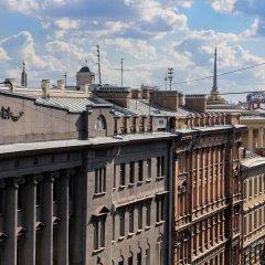 Гостиница Рич балкон