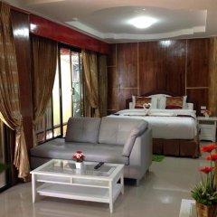 Отель Ruan Mai Naiyang Beach Resort 2* Коттедж с разными типами кроватей фото 5