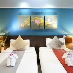 Отель Buri Tara Resort 3* Улучшенный номер с различными типами кроватей фото 4