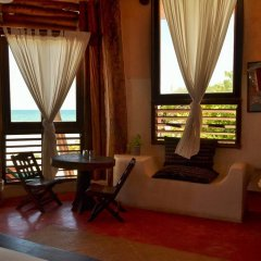 Отель Posada del Sol Tulum 3* Улучшенный номер с различными типами кроватей фото 5