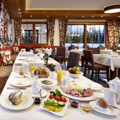 Hotel Garni Melanie питание фото 3