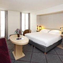 Отель Hôtel Opéra Richepanse 4* Номер Делюкс с различными типами кроватей фото 21