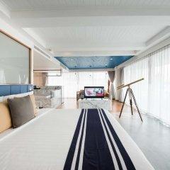 A-One The Royal Cruise Hotel Pattaya 4* Люкс с различными типами кроватей фото 3