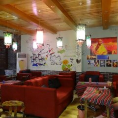 Chengdu No.48 International Youth Hostel гостиничный бар