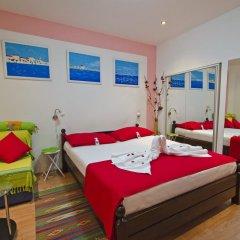 Апартаменты Studio Venera Семейная студия с двуспальной кроватью фото 28