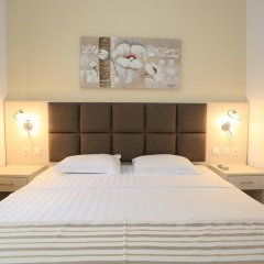 Отель Villa Reppas Греция, Пефкохори - отзывы, цены и фото номеров - забронировать отель Villa Reppas онлайн комната для гостей фото 3