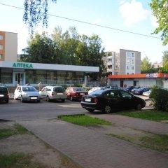 Отель Comfort Arenda Minsk 4 Минск парковка