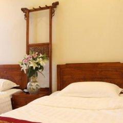 Beijing Yue Bin Ge Courtyard Hotel 3* Стандартный номер с 2 отдельными кроватями фото 4